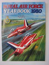 RAF Yearbook 1980 (Sunderland Cutaway, Catalina, Chinook, Gladiator, Whirlwind)