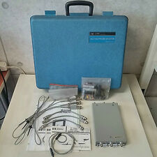 Used Agilent/HP 11748A (w/10435Ax3,11748-60006x3) - Active Probe Amplifier