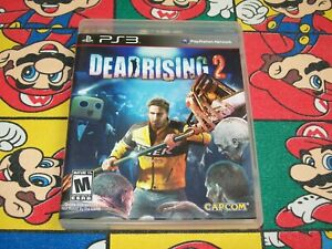 Dead Rising 2 (Sony PlayStation 3) PS3 CIB Complete - Zombie Game - DeadRising
