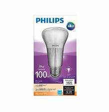 NEW Philips 451906 Dimmable 100W Equivalent 2700K Soft White LED Light Bulb