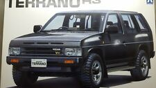 NEW AOSHIMA 1991 NISSAN PATHFINDER TERRANO R3M 1/24 Scale KIT MODEL