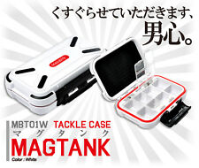 * MAGBITE TACKLE CASE MAGTANK Waterproof & Floating BOX New