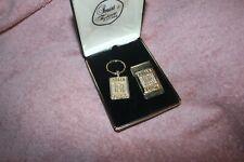 Rolls Royce Key Ring And Belt Money Clip Keychain Key Chain RR