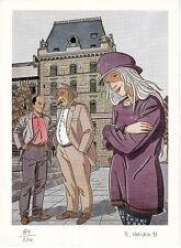 Ex Libris La mémoire des ogres - B. Marivain - 1998