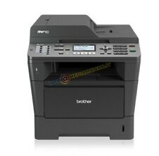 Brother Mfc-8520dn ( S/w Laserdrucker Scanner Kopierer Fax)