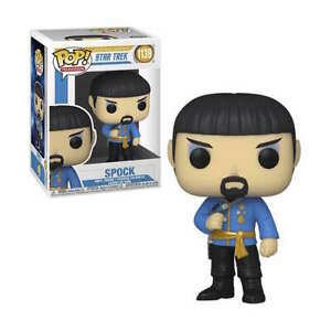 Funko POP Star Trek 1139 Spock (Mirror Mirror Outfit)