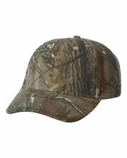 Kati Structured Camouflage Cap LC10 Camo Baseball Hat Realtree All Purpose AP