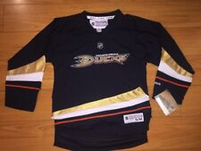 Anaheim Ducks NHL Hockey Reebok Replica Jersey Youth SM Small - VHTF