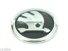 Genuine New Style SKODA BOOT BADGE Rear Emblem For Fabia 2015+ 1.2 1.4 1.6 TSI