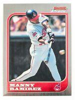 Manny Ramirez #29 (1997 Bowman Chrome) Baseball Card, Cleveland Indians