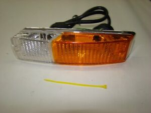 83-94 Alfa Romeo Spider Left Front Turn Signal Assembly BRAND NEW