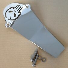 Skull Aluminum Drive Shaft Cover Yamaha V-Star 650 1100 Classic CNC Chrome