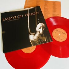 Emmylou Harris RED DIRT GIRL Color Vinyl 2xLP Record NEW