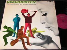 THOMAS NATSCHINSKI UND SEINE GRUPPE Geschichten / DDR LP 1970 AMIGA 855159