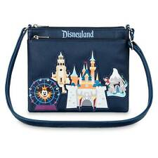 Nwt Disney Parks Exclusive Disneyland Crossbody Bag