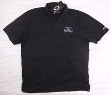 Oakley Polo Golf Shirt Blackout Black Set In Sleeve Ice Castle Fish Houses