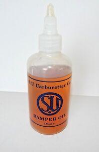 SU Carburetor Damper Oil Dashpot Oil Zenith Stromberg Triumph TR3 TR4 TR6 TR7