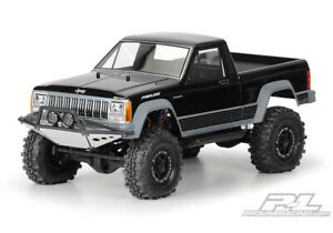 Pro-Line Jeep Comanche Full Bed Clear Body 313mm 3362-00