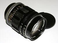 RARE Canon Super-Canomatic 2/100 100 mm F2 LENS Canon FL Mount
