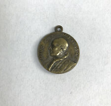 More details for paulus vi pont max medallion, coin, mary & jesus on back catholic christian