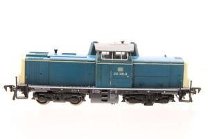 H0 Fleischmann 4231 DB 212 381-8 Diesellok analog /J3