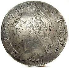 SAVOIA (Carlo Emanuele III) 1/2 Scudo Sardo 1771