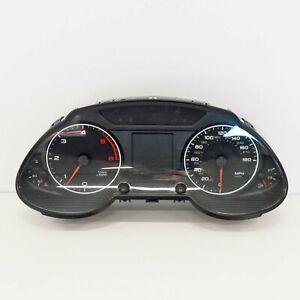 AUDI Q5 8R Kombiinstrument Tachometer 8R0920981H 2.0d 125 kW MPH KMH 2010