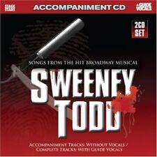 Sweeney Todd (Karaok - Karaoke: Sweeney Todd [New CD]