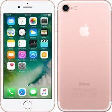 Apple iPhone 7 128GB Sim Free Unlocked iOS Smartphone, Rose Gold - Grade B Good