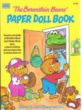 Stan & Jan Berenstain - THE BERENSTAIN BEARS PAPER DOLL BOOK [Uncut]