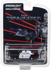 1:64 Hollywood Serie 19 - The Terminator (1984) - 1977 Dodge Monaco METROPOLIT