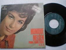 Monique melsen Pomme SPAIN PROM0 45 1971 Eurovision Song Contest '71 Luxemburg