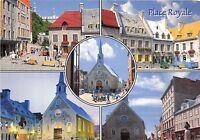 B51094 Quebec Place Royale Around Notre Dame des Victoires Church canada
