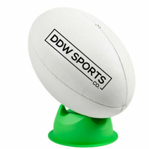 Rugby SUPER TEE - Xtra - Dan Carter Kicking Tee In Green From SUPERTEE
