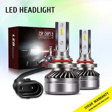 9005 LED Headlight Bulb for TOYOTA CAMRY COROLLA SIENNA HIGHLANDER White Clear