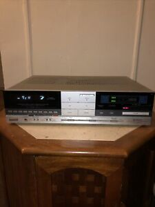 Vintage Hitachi AM FM Stereo Thuner Receiver Amplifier Tested Working HTA 4F