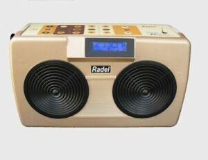 Saarang Miraj Plus Electronic by Radel + Cord & Bag with Free shipping 02/02
