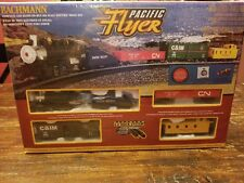 Bachmann HO Pacific Flyer Train Set 00692
