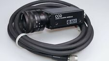 Sony XC-75CE CCD Video Camera Modul Kamera  Objektiv Docter Tevidon 1,8/16