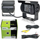 ESP HD Dc12v Power Supply Car Rear View Camera Dust Waterproof Ip67 Cable Wires
