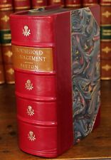 BEETON, MRS. ISABLLA. The book of household management. 2nd edition [ 1869 ]