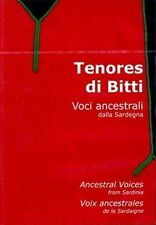 V/A - TENORES DI BITTI USED - VERY GOOD CD