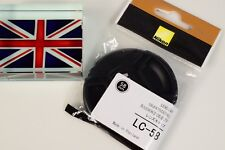 NEW IN BAG GENUINE ORIGINAL NIKON LC-58 58mm PINCH TYPE LENS CAP UK SUPPLIER