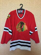 NHL Chicago Blackhawks HOCKEY SHIRT JERSEY CCM