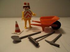PLAYMOBIL ® Brouette//Chariot de klicky pour chantier construction