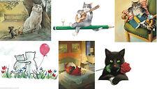 Tier-Schreibwaren Grußkarten für besondere Anlässe