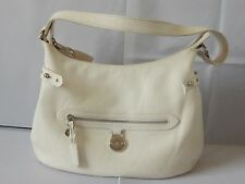 Mulberry Somerset Hobo Bolso en Blanco