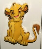 Disney Parks Exclusive 2019 Lion King Sitting Simba 3-D Pin BRAND NEW