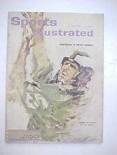 1962 Sports Illustrated Magazines October 8