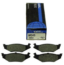 1989-1994 CHRYSLER LEBARON REAR BRAKE PADS